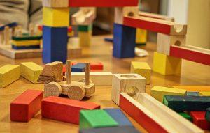 Holzspielzeug ist nachhaltig