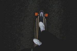 Auch beim E-Skateboard geht Sicherheit vor